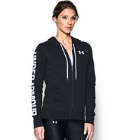 Women's Under Armour Favorite Full-Zip Hoodie
