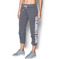 Women's Under Armour Favorite Fleece Pants