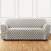 Sure Fit Buffalo Check Sofa Slipcover