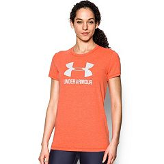 Women's Under Armour Sportstyle Crew Short Sleeve Tee