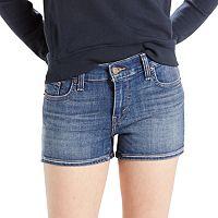 Women's Levi's® Jean Shortie Shorts