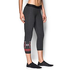 Women's Under Armour Favorite Graphic Capri Leggings