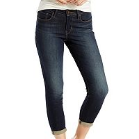 Women's Levi's® MidRise Crop Skinny Jeans