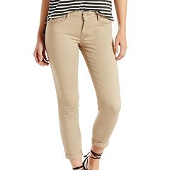 Womens White Crops & Capris - Bottoms, Clothing | Kohl's