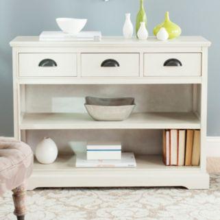 Safavieh 3-Drawer Bookshelf