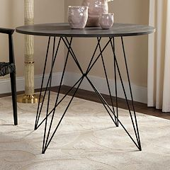 Safavieh Contemporary Round Dining Table