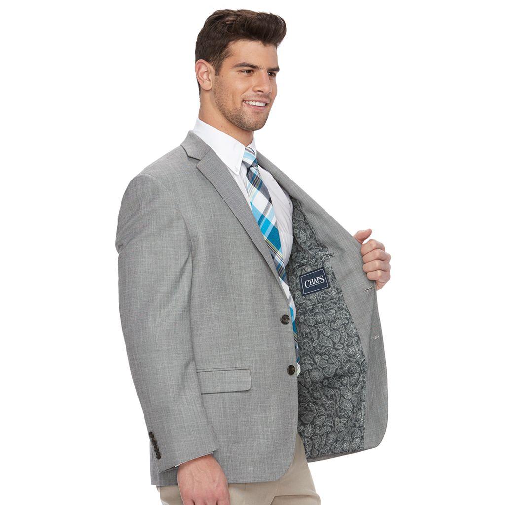 Big & Tall Chaps Stretch Classic-Fit Sport Coat