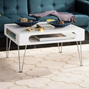 Safavieh Retro Contemporary Coffee Table