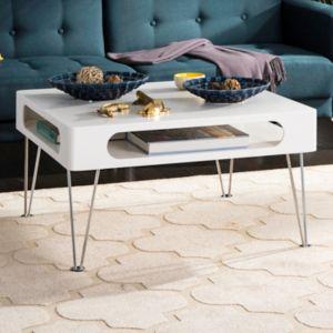 Safavieh Retro Contemporary Coffee Table