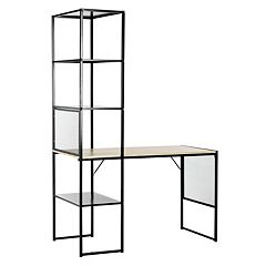 Safavieh 3-Shelf Corner Desk