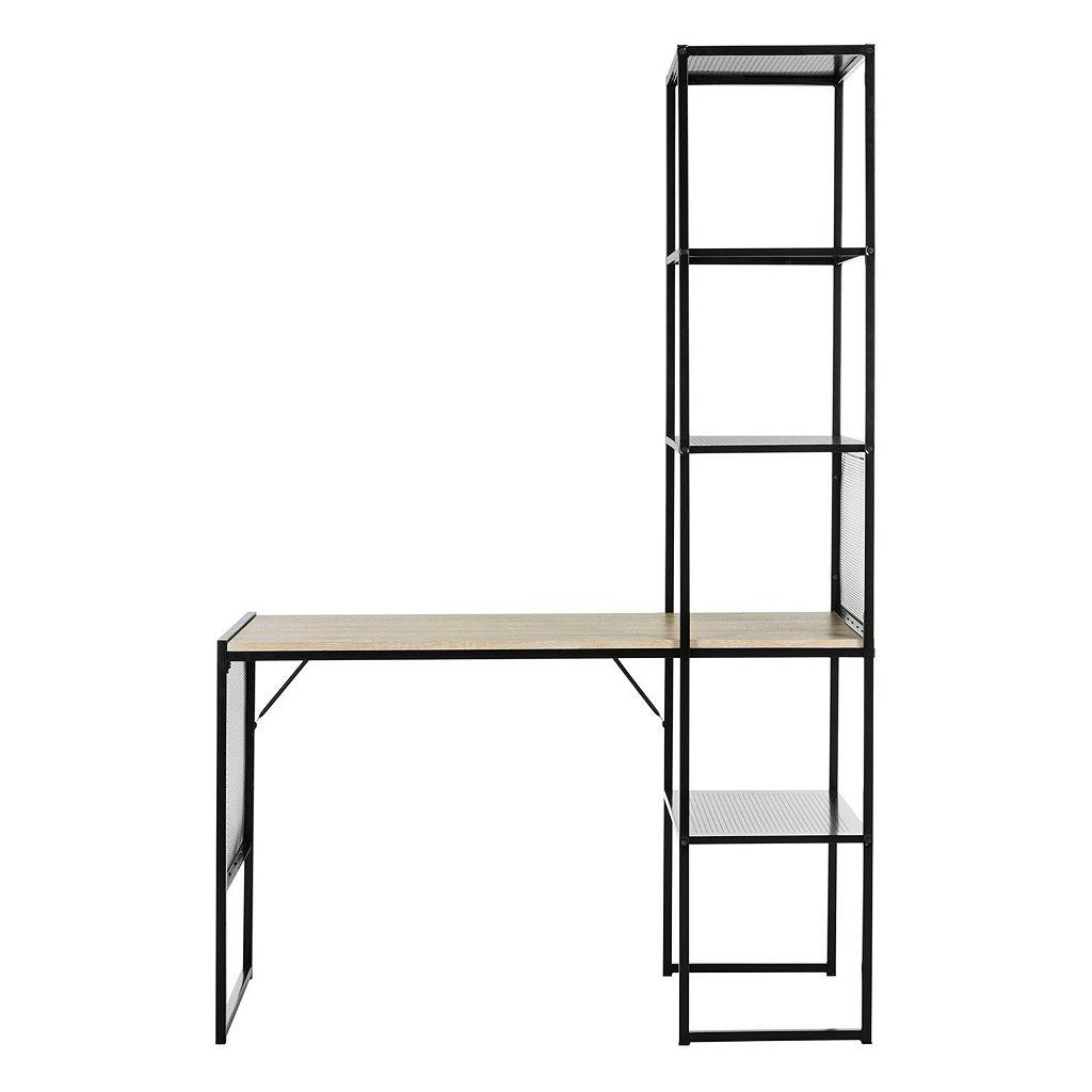 Safavieh 3-Shelf Corner Desk