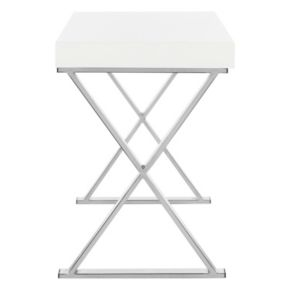 Safavieh Contemporary White 1-Drawer Desk