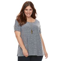 Plus Size AB Studio Mya Top