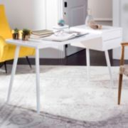 Safavieh Modern Scandinavian 2-Drawer Desk