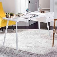 Safavieh Modern Scandinavian 2-Drawer Desk