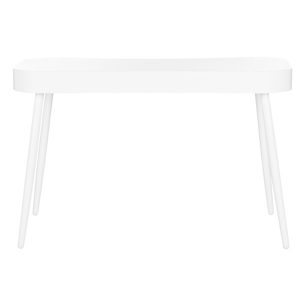 Safavieh White Scandinavian 1-Drawer Desk