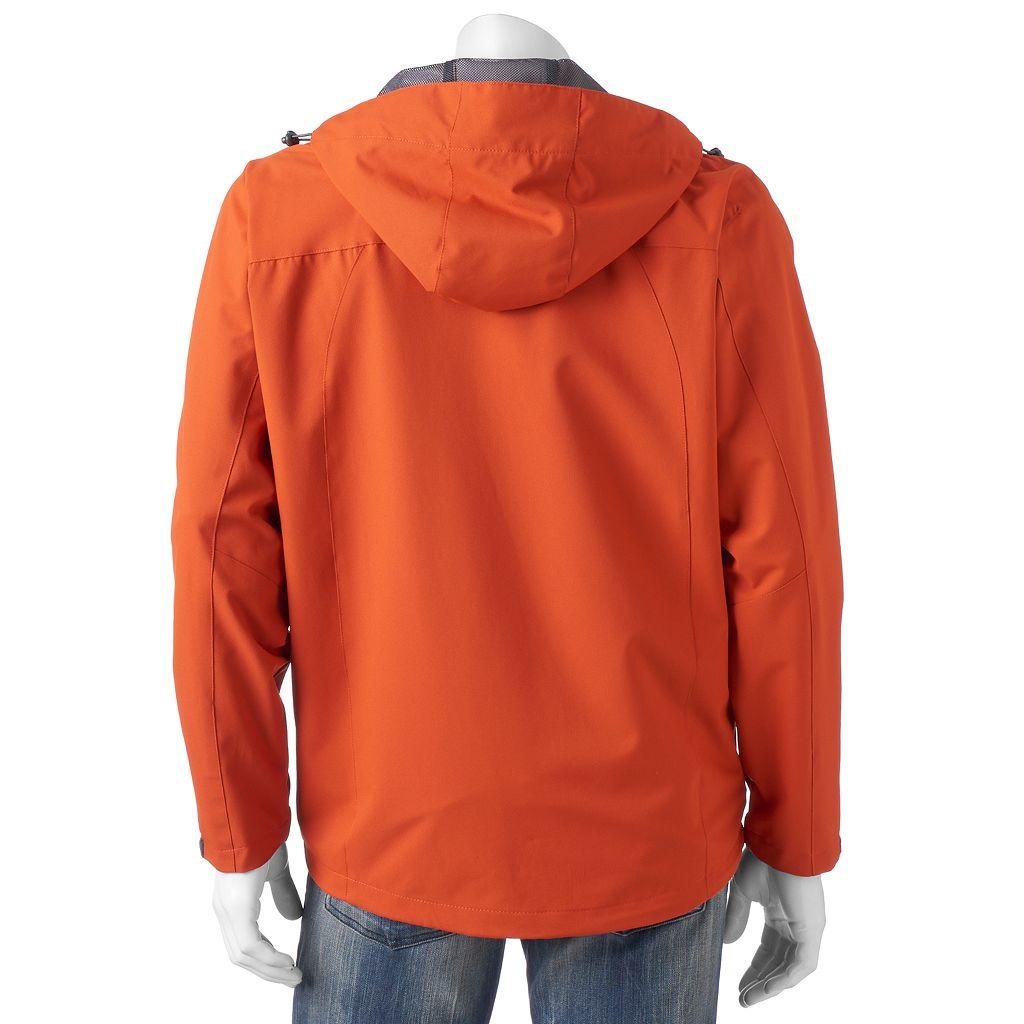 Men's Free Country Dobby Rain Jacket