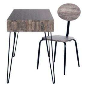 Safavieh Mid-Century Modern Desk & Chair 2-piece Set