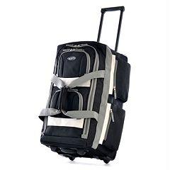 77b5ff6f2a Olympia 8-Pocket Rolling Duffel Bag