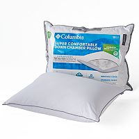 Columbia Down Pillow