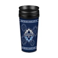 Boelter Vancouver Whitecaps Travel Tumbler Set