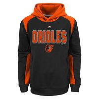 Boys 8-20 Majestic Baltimore Orioles Geo Fuse Hoodie