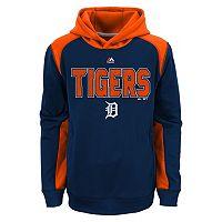 Boys 8-20 Majestic Detroit Tigers Geo Fuse Hoodie