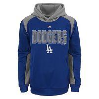 Boys 8-20 Majestic Los Angeles Dodgers Geo Fuse Hoodie
