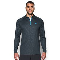 Men's Under Armour Tech Embossed Quarter-Zip Top