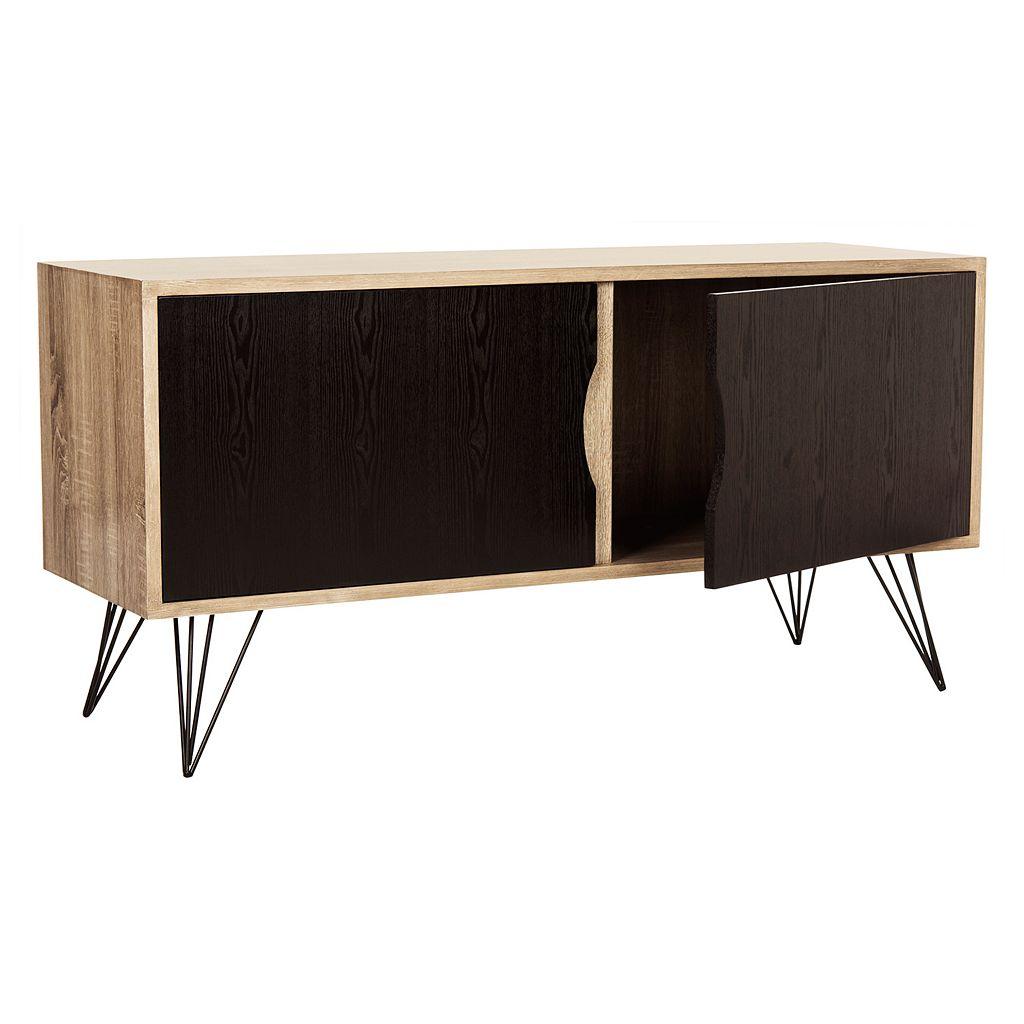 Safavieh Retro Mid-Century Sideboard Storage Cabinet