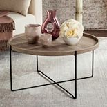 Safavieh Tray Top Contemporary Coffee Table