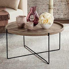 Safavieh Tray Top Contemporary Coffee Table
