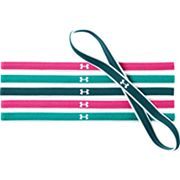 Girls 4-16 Under Armour 6 pkMini Headbands