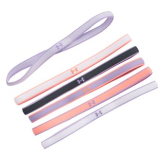 Girls 4-16 Under Armour 6-pk. Mini Headbands