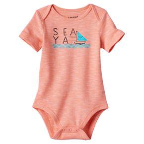 Baby Boy Jumping Beans® Slubbed Bodysuit