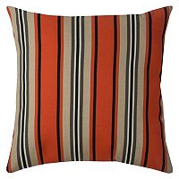 Rizzy Home Fredo Stripe Indoor Outdoor Throw Pillow