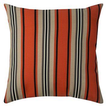 Rizzy Home Fredo Stripe Indoor Outdoor Throw Pillow