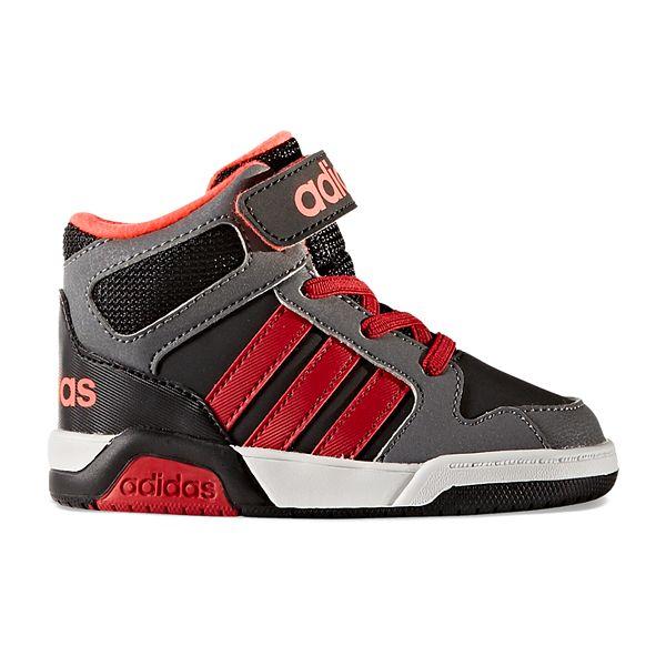Posada circuito base  adidas BB9TIS Mid Toddler Boys' Basketball Shoes