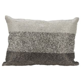 Mina Victory Lumin Beaded Gradiation Oblong Throw Pillow