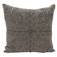 Mina Victory Lumin Persian Scroll Throw Pillow