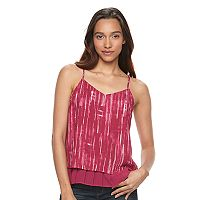 Women's Apt. 9® Pleated Camisole