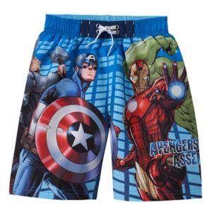Boys 4-7 Marvel Avengers