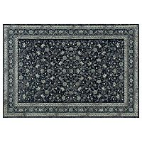 Art Carpet Chelsea Evangeline Framed Floral Rug