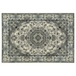 Art Carpet Chelsea Regina Framed Floral Rug