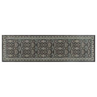 Art Carpet Chelsea Voyager Framed Floral Rug