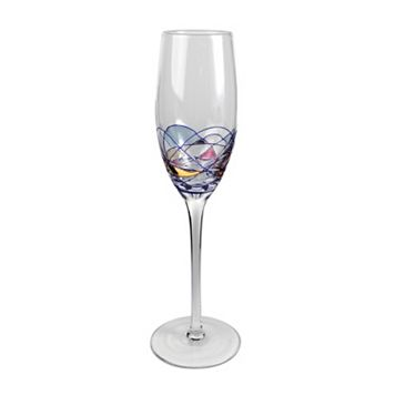 Artland Helios 4-pc. Champagne Flute Set