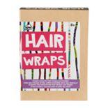 Girls Hair Wraps Kit
