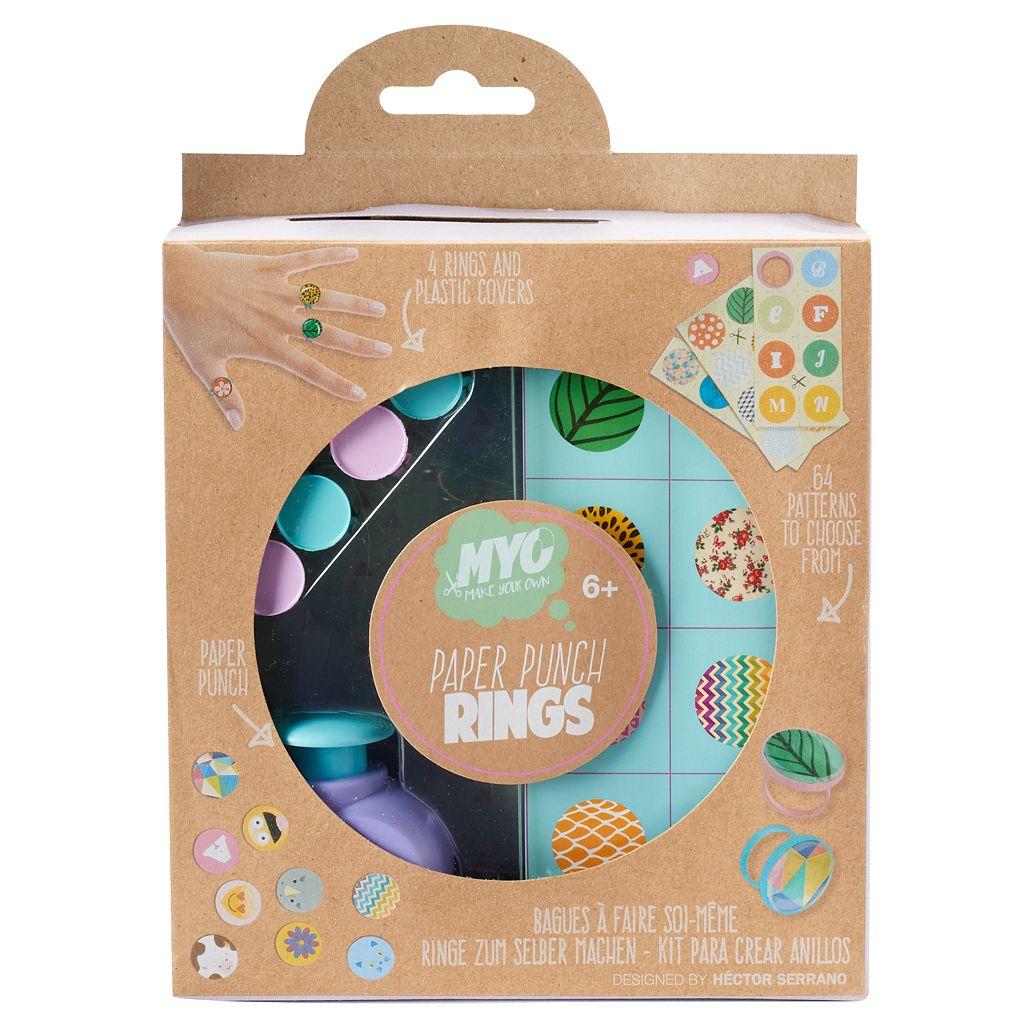 Girls Make Your Own Ring Kit