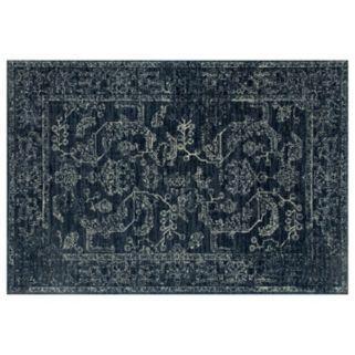 Art Carpet Chelsea Suzanna Framed Floral Rug