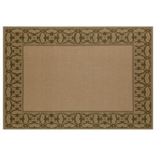 Art Carpet Plymouth Conversing Framed Geometric Indoor Outdoor Rug